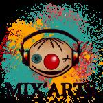 Logo de l'association Mix'Arts - Grenoble - Promotion et diffusion culturelle
