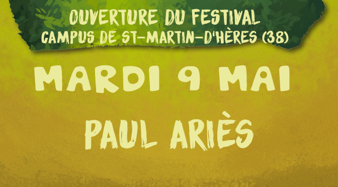 09/05 – Festival Bien l'Bourgeon – Campus
