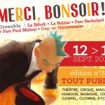 Festival Merci, Bonsoir ! Tout Public - 3e édition _ Mix'Arts Grenoble