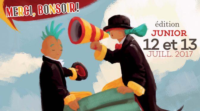 12 et 13/07 – Festival «Merci, Bonsoir !» Jeune Public – La Bifurk