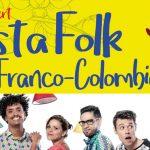 Fiesta Flok Franco Colombiano - Grenoble - CMRA et Mix'Arts