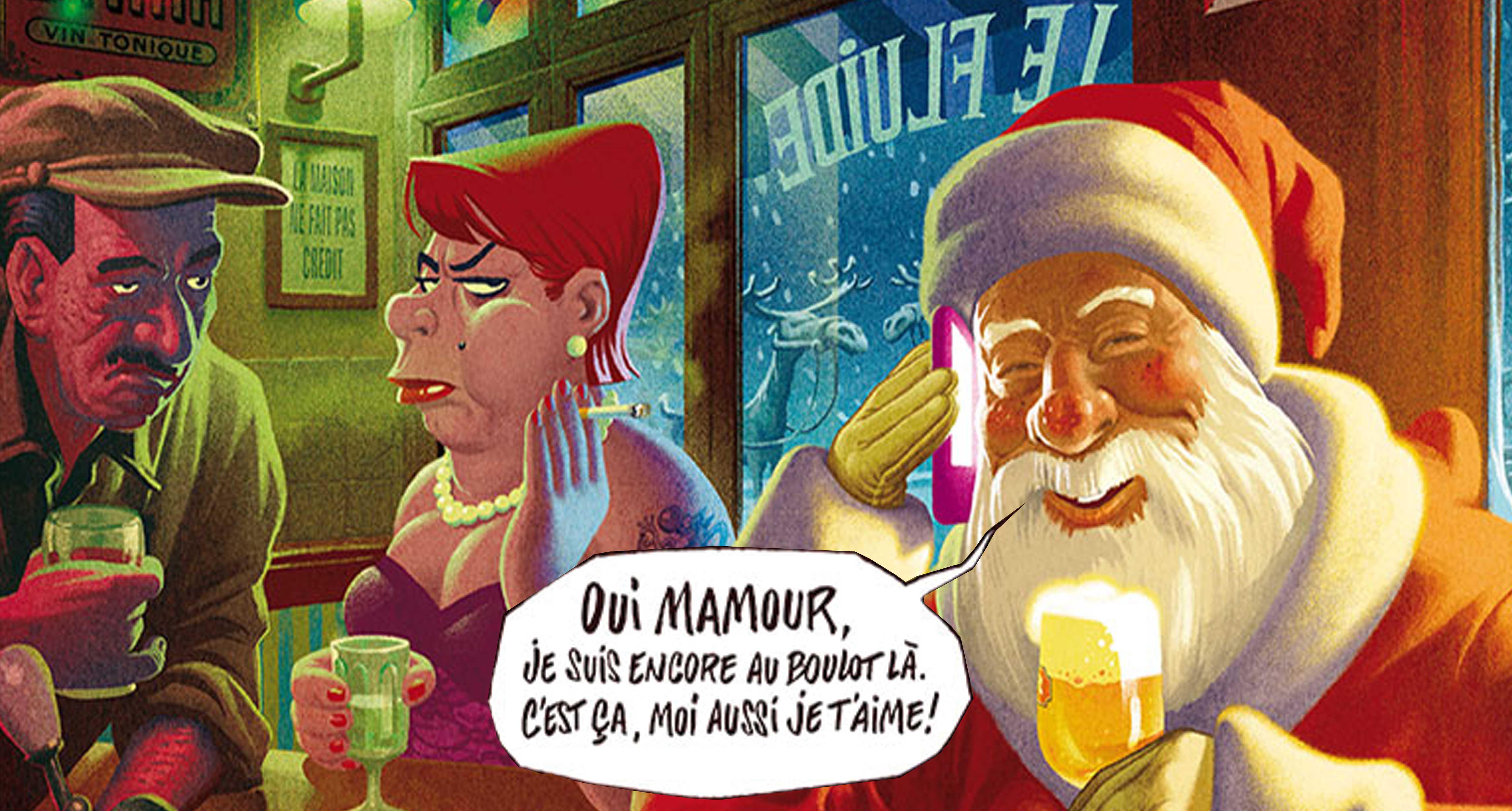 Burning Nowel #3 – Marché de Noël équitable et culturel – Mix'Arts - Grenoble
