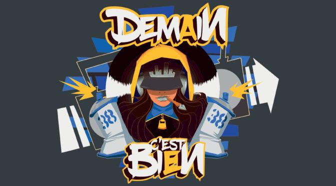 Festival Demain C'est Bien 3 - Grenoble - Mix'Arts & Base Art 2018
