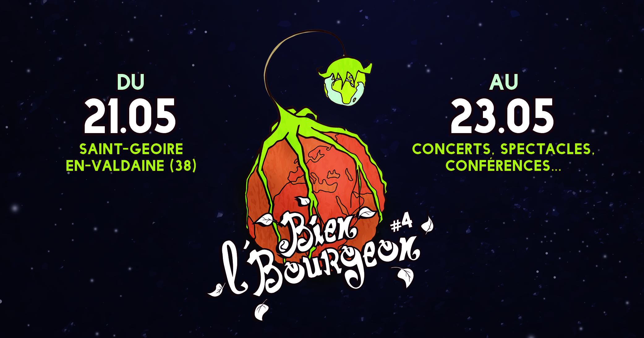 Festival Bien l'Bourgeon #4 - Fin du monde ou nouveau monde - Mix'Arts