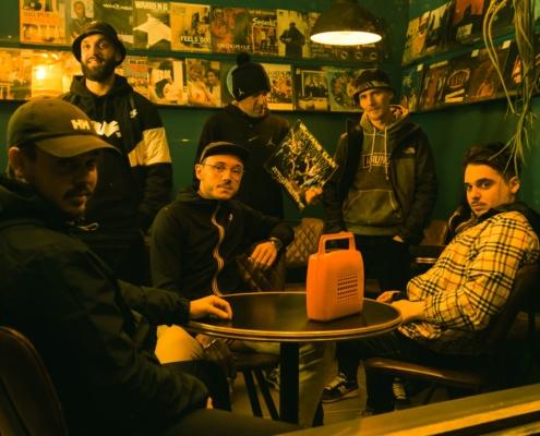Opus Crew – Mix'Arts – Grenoble – Photo : F.Forestier
