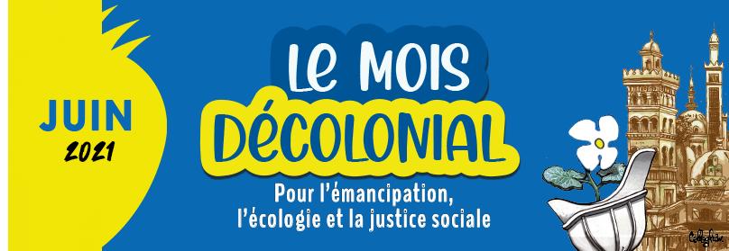 Mois décolonial - Grenoble 38