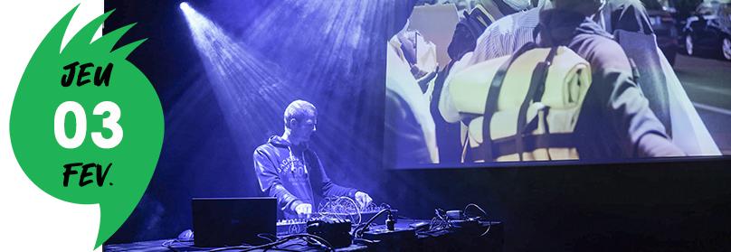 03.02 - Les Délivrés - CinéConcert - Mix'Arts