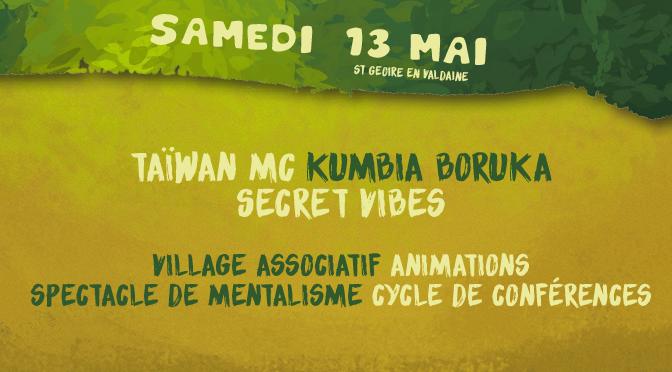 Sam 13 mai - Porg Festival Bien l'Bourgeon - Mix'Arts (38)