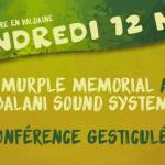 Vend 12 mai - Prog Festival Bien l'Bourgeon - Mix'Arts - 38