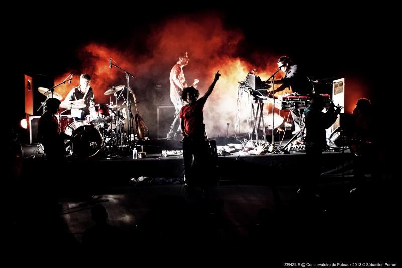 Concert dub électro - Zenzile Echo Doppler Sumac Dub - Mix'Arts Grenoble